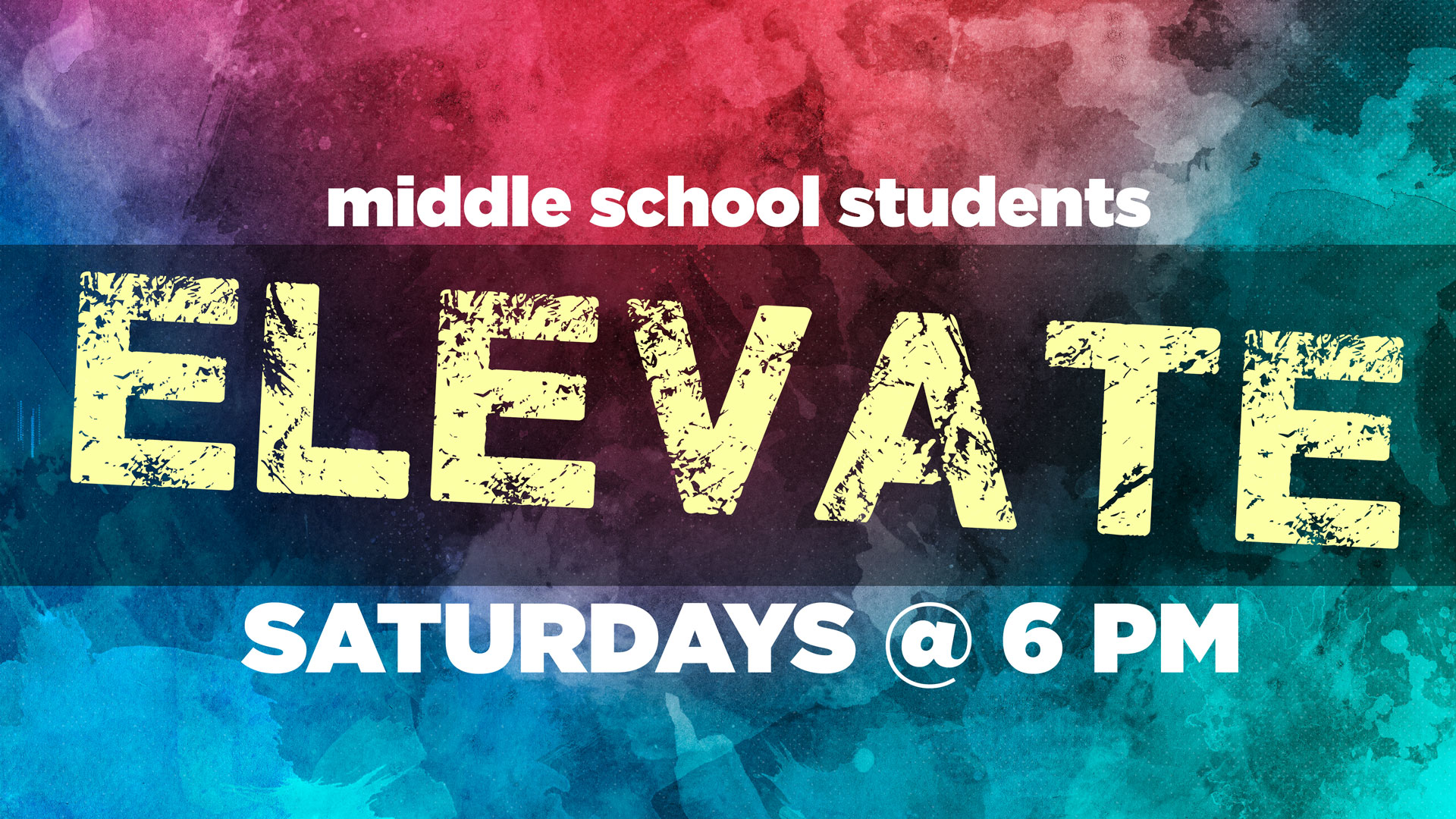 Middle School | CORE Christian Community