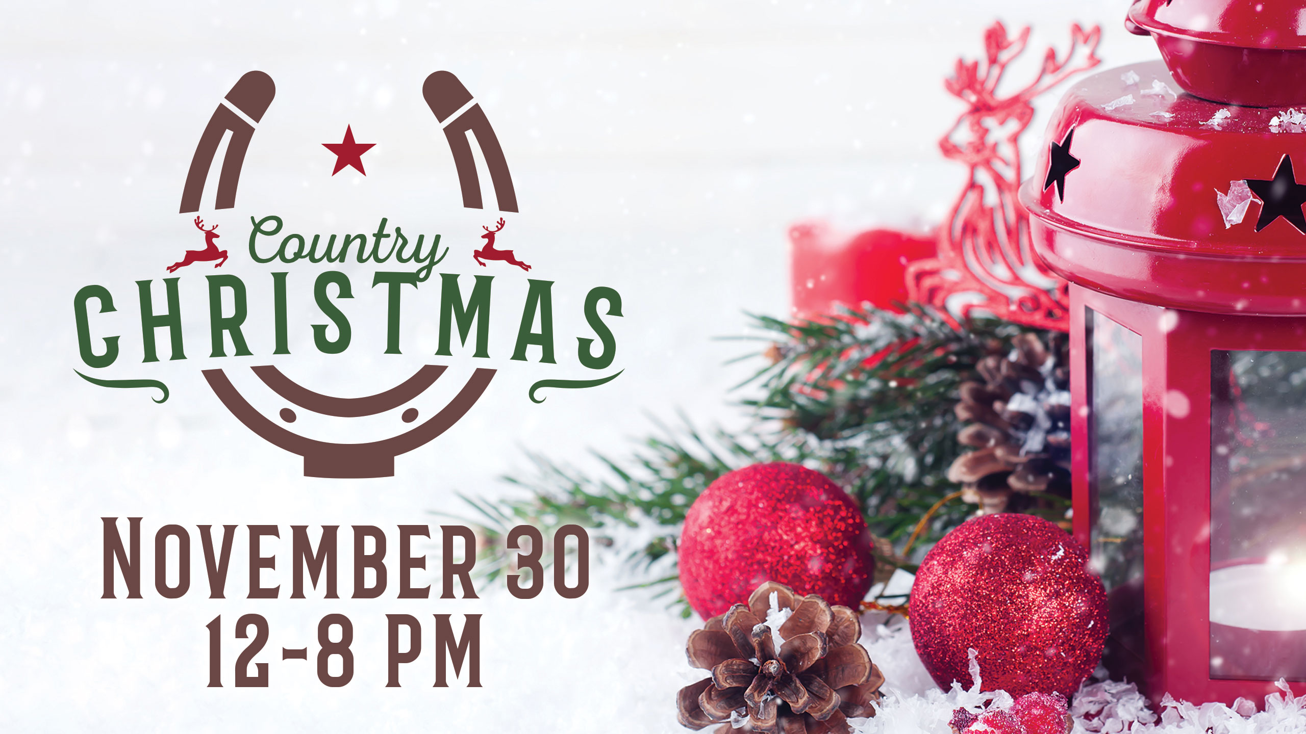 Country Christmas | CORE Christian Community