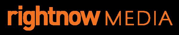 RightNow Media logo | CORE Christian Community Resource